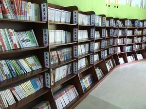 图书阅览区